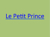 Le Petit Prince : useful websites to use with this book