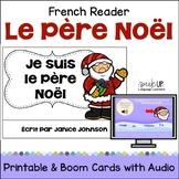 Le Père Noël French Christmas Santa Reader {français} + BOOM™ Version w Audio
