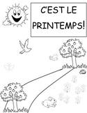Le Printemps Activity Pack