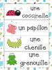 French Spring Vocabulary Mega Bundle- Writing + Reading + Printemps Visuals