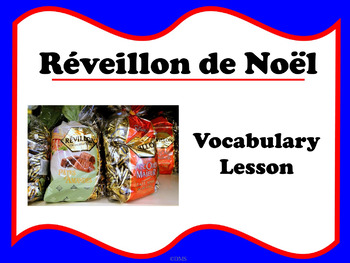 Le Réveillon de Noël (French Christmas)