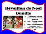 Le Réveillon de Noël Bundle (French Christmas)