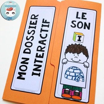Le Son I - French Phonics Lapbook
