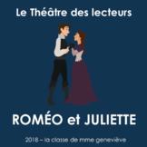 Le Théâtre des lecteurs : ROMEO et JULIETTE