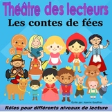 Le Théâtre des lecteurs - Readers' Theatre for French Immersion and Core French