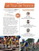 Le Tour de France - Level A1