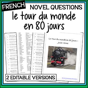 Le Tour du monde en 80 jours – Jules Verne