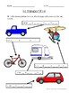 Le Transport - French Transportation Vocabulary Activities and Quiz (Gr 4-7)