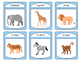 Le Zoo Spoons Card Game – Zoo Animals Vocabulary in French