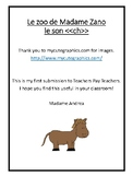 Le Zoo de Madame Zano