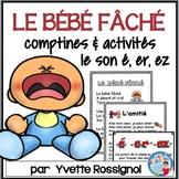 Comptine et activités pour le son é  er  ez    I  French p