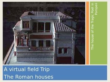 Le case dei romani