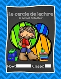 French Literature Circle Booklet - Cercle de lecture (carn
