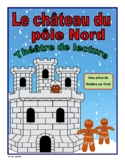 Le château du pôle Nord (Christmas French Reader's Theatre)