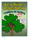 Le chêne majestueux (Back to School French Reader's Theatre)