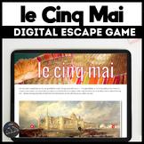 Le cinq mai - digital escape game