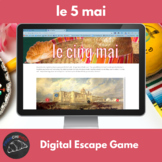 Le cinq mai - digital escape game