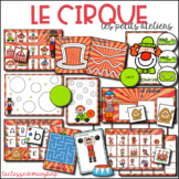 Le cirque - Les petits ateliers - FRENCH Circus