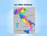 Le citta' italiane