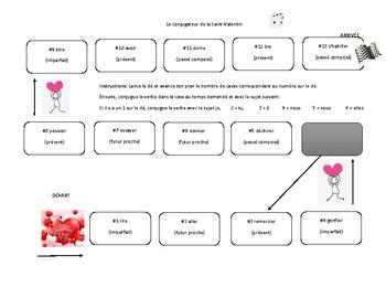 Le conjugateur de la Saint-Valentin (#129)