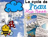 Le cycle de l'eau - Flip Book