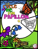 Le cycle de vie d'un papillon - FRENCH Life Cycle Spinner