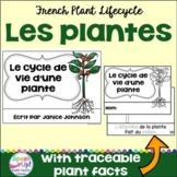 Le cycle de vie d'une plante ~ French Plant Lifecycle Reader {français}