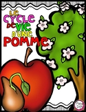 Le cycle de vie d'une pomme - FRENCH Life Cycle Spinner