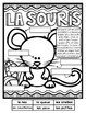 Le cycle de vie d'une souris - FRENCH Life Cycle Spinner & Labeling