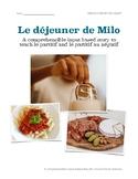 Le déjeuner de Milo: CI story to teach le partitif and le