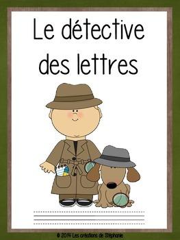 Le détective des lettres