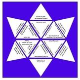 A triangle puzzle: Le futur simple - French