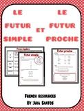 Le futur simple et le futur proche- French resources