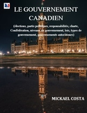 Le gouvernement canadien, sciences humaines, French Immersion (#107)