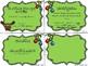 Le groupe du nom (niveau 2) - Cartes à tâches