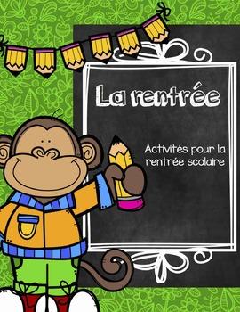 French Back to School - Le guide de la rentrée - REVISED