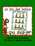{Le jeu des lutins: Qui suis-je?} A game to practice asking questions in French