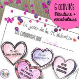 Le jour de la St Valentin - 6 activités
