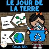 Jour de la Terre - 42 puzzles - French Earth Day