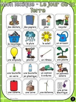 Jour de la Terre - Ensemble complet - French Earth Day