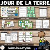 Jour de la Terre - Ensemble complet - French Earth Day - Bundle
