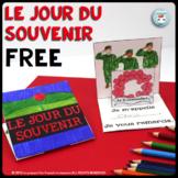 Jour du Souvenir French Remembrance Day