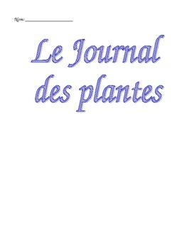 Le journal des plantes