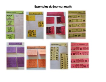 Le journal math novembre