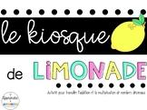 Le kiosque de limonade - Travailler avec les nombres décimaux