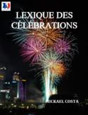 Le lexique des célébrations, French Immersion (#77)