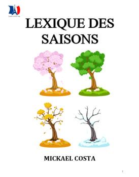 Le lexique des saisons (#76)