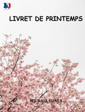 Le livret de printemps, French Immersion (#69)