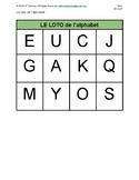 Le loto de l'alphabet