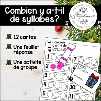 Le marqueur de syllabes (Noël)
